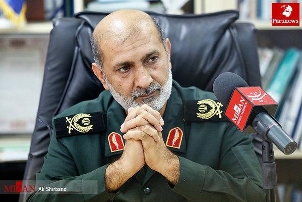 سردار سنایی:تقویم رزمایشهای موشکی ربطی به مسائل سیاسی ندارد